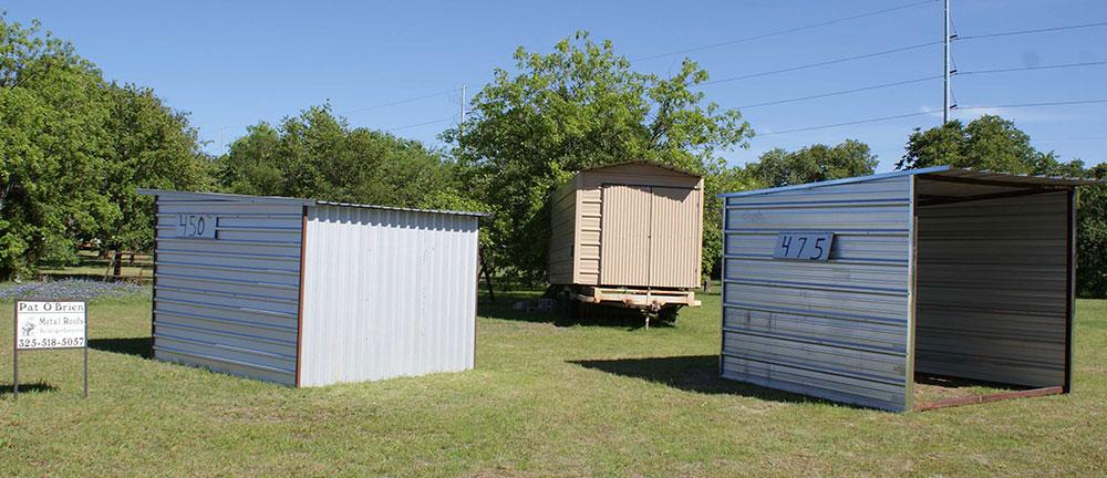 Exceptionnel Portable Buildings Abilene